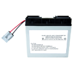 Origin Storage Replacement UPS Battery Cartridge (RBC) for APC Back-UPS Pro, Smart-UPS, C, RM, VS