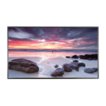"LG 75UH5C 190.5 cm (75"") LED 4K Ultra HD Digital signage flat panel Black"