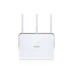 TP-LINK AC 1900 Dual-band (2.4 GHz / 5 GHz) Gigabit Ethernet White