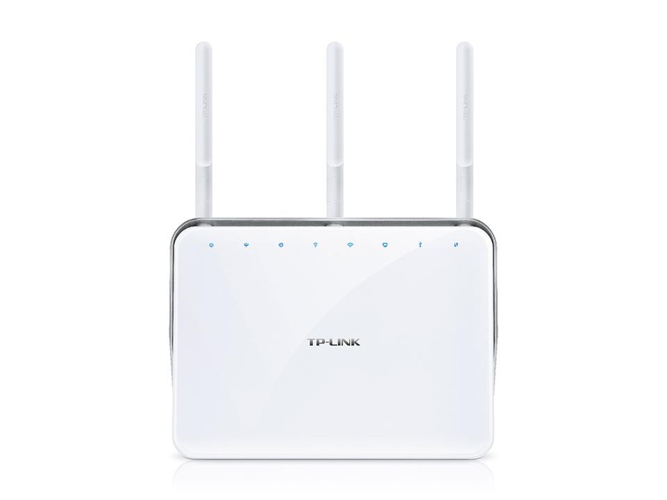 TP-LINK AC 1900 VDSL2 Wi-Fi Ethernet LAN Dual-band White