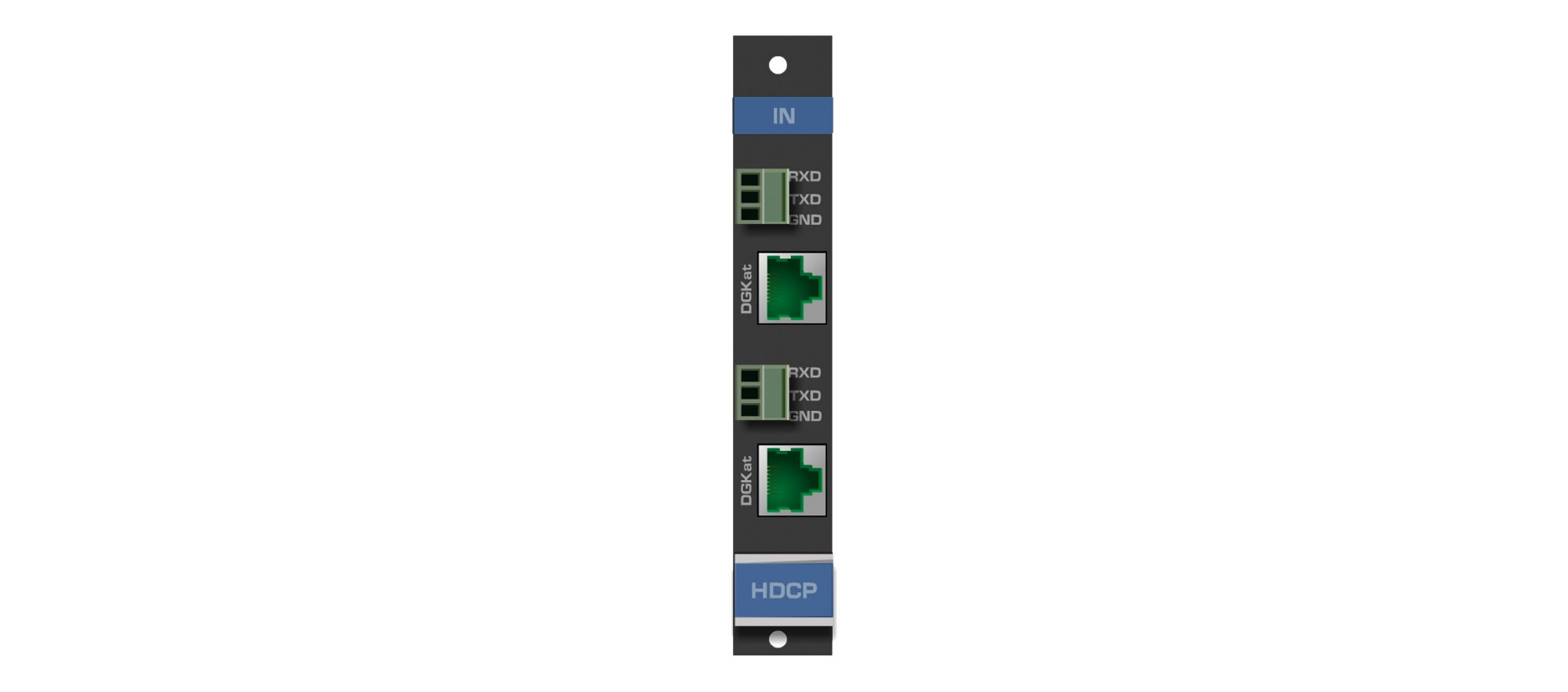 Kramer Electronics DGKAT-IN2-F16 Digital I/O module