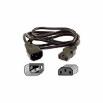 Cisco Connect Cabinet 0.7m Black power cable