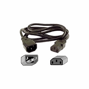 Cisco Connect Cabinet power cable Black 0.7 m