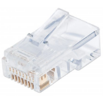 Intellinet 790512 wire connector RJ45 Transparent