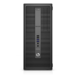 HP EliteDesk 800 G2 MT 3.2GHz i5-6500 Micro Tower Zwart PC