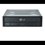 LG WH16NS40 optical disc drive Internal Blu-Ray RW Black
