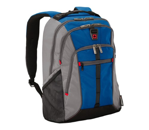 Wenger/SwissGear Lycus 16'' backpack Polyester Black,Blue,Grey