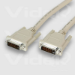 Videk DVI/D M to DVI M Single Link Digital Monitor Cable 2m 2m DVI-D DVI-D DVI cable