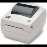 Zebra GC420d label printer Direct thermal / thermal transfer 203 x 203 DPI Wired