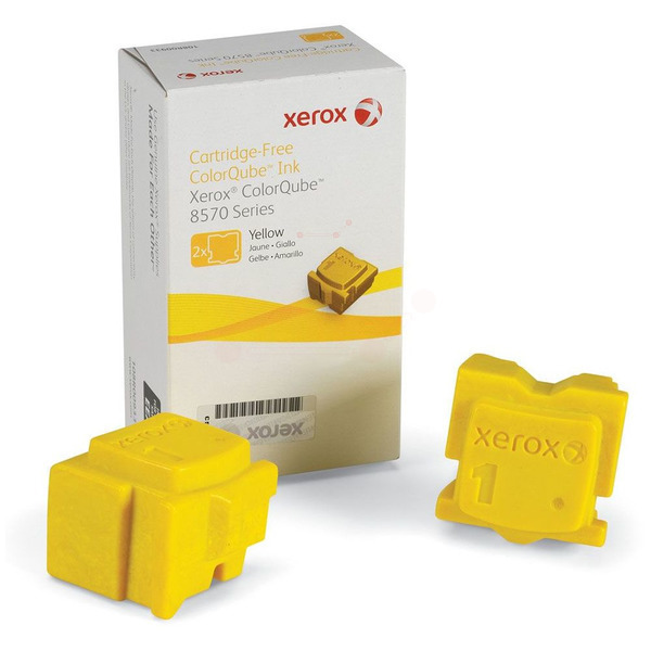 Xerox 108R00933 Dry ink in color-stix, 4.4K pages, Pack qty 2