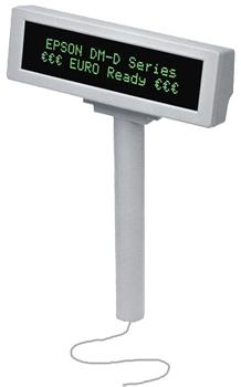 Epson DM-D210BC 40 digits RS-232 White