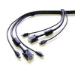 StarTech.com 10 ft. PS/2-Style 3-in-1 KVM Switch Cable