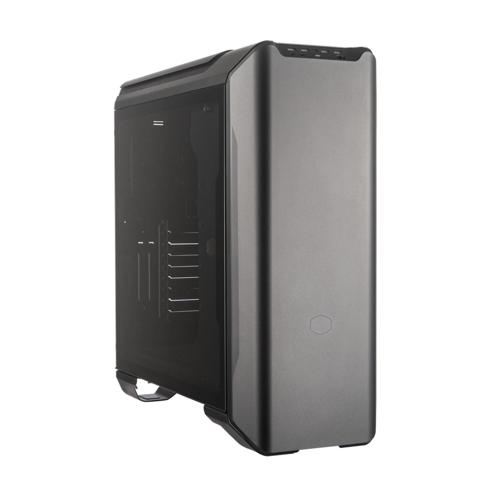Cooler Master MasterCase SL600M Midi Tower Black