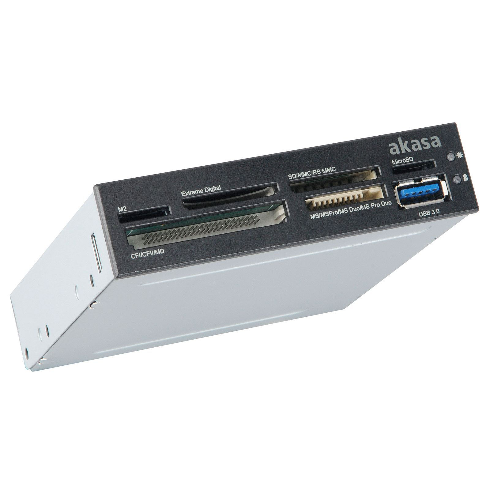 Akasa USB 3.0 SuperSpeed Internal USB 3.0 card reader