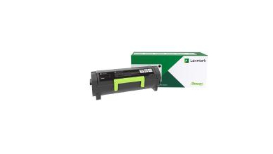 Lexmark 56F2000 Toner black, 6K pages