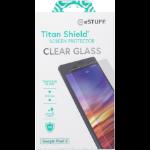 eSTUFF Google Pixel 2 Clear Google Pixel 2 Clear screen protector 1pc(s)
