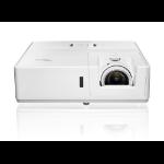 Optoma ZH606e videoproyector 6300 lúmenes ANSI DLP 1080p (1920x1080) 3D Proyector para escritorio Blanco