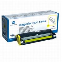 Konica Minolta 4576-315 (171-0517-002) Toner yellow, 1.5K pages @ 5% coverage