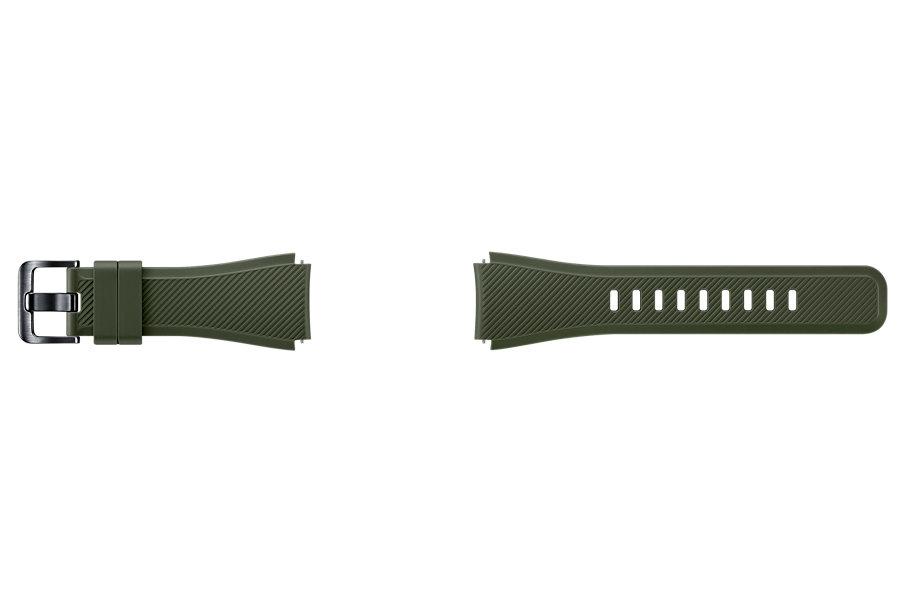 Samsung ET-YSU76MGEGWW Band Khaki Silicone
