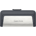 Sandisk Ultra Dual Drive USB Type-C 32 GB 32GB USB 3.0 (3.1 Gen 1) Type-A/Type-C Black,Silver USB flash drive