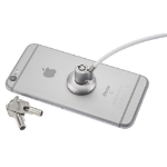 SecurityXtra SecurePad Mini cable lock Silver