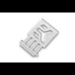 EK Water Blocks 3831109841051 White hardware cooling accessory