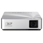 ASUS S1 data projector 200 ANSI lumens DLP WVGA (854x480) Portable projector Silver