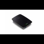 Linksys RE2000 300Mbit/s Ethernet LAN Wi-Fi Black 1pc(s) PowerLine network adapter