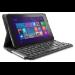 HP Pro Tablet 408 Bluetooth Keyboard Case