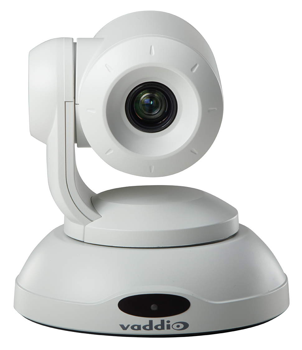 Vaddio ConferenceSHOT 10 White 2.38MP Exmor CMOS 1/2.8""