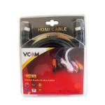 VCOM HDMI - HDMI M/M 3m HDMI cable HDMI Type A (Standard) Black