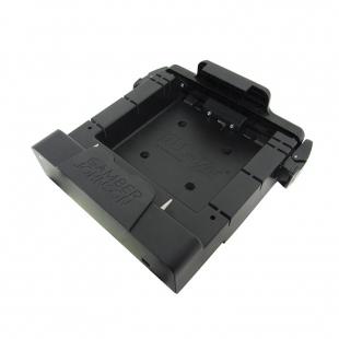 """Gamber-Johnson 7160-0818-04 veiligheidsbehuizing voor tablets 25,4 cm (10"""") Zwart"""