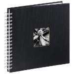 Hama Fine Art photo album Black Cardboard,Paper