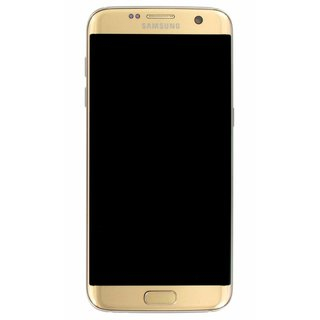 Samsung GH97-18533C mobile phone spare part Display Gold