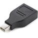StarTech.com Adaptador Conversor Mini DisplayPort a DisplayPort - Mini DP Macho - DP Hembra
