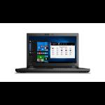 "Lenovo ThinkPad P52 Black Mobile workstation 15.6"" 1920 x 1080 pixels 2.70 GHz Intel® Xeon® E-2176M"