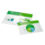 GBC Document Laminating Pouches A2 2x125 Micron Gloss (100)