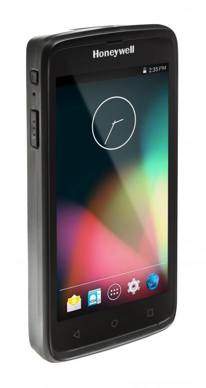 "Honeywell ScanPal EDA50 5"" Single SIM 2GB 8GB 4000mAh Black EDA50-111-C111R"