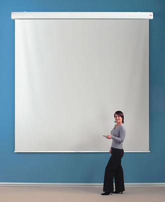 Metroplan 213511 projection screen 1:1