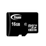 Team Group microSDHC 16GB memory card Class 10