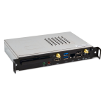 Viewsonic VPC12-WPO-2 embedded computer 2.4 GHz 6th gen Intel® Core™ i5 8 GB 128 GB SSD
