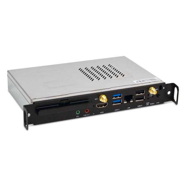 VPC12-WPO-2 Intel i5 vPro, DDR3 8GB, 128GB SDD, Win 10 Pro , Audio x1, RJ-45 x1, USB3.0 x 3, USB2.0