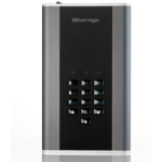 iStorage DiskAshur DT2 external hard drive 10000 GB Black