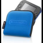 Nintendo NIN 2DS Tasche Black+Blue            2DS