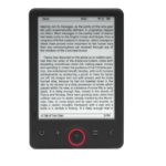 Denver EBO-630L e-book reader 4 GB Black