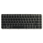 HP Backlit keyboard assembly (France) 836308-051