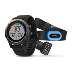 Garmin fēnix 5 Bluetooth 240 x 240pixels Grey sport watch