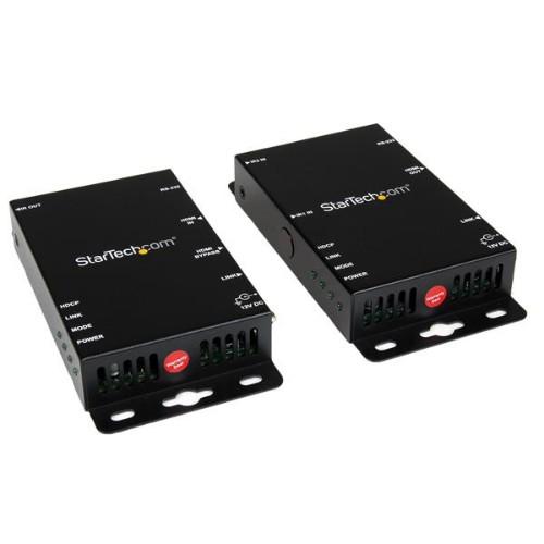 StarTech.com HDMI over CAT5e HDBaseT Extender - RS232 - IR - Ultra HD 4K - 330 ft (100m)