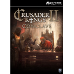 Paradox Interactive Crusader Kings II: Conclave PC/Mac Video game add-on Mac/PC