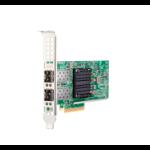 Hewlett Packard Enterprise Ethernet 10Gb 2-port 537SFP+ Ethernet / Fiber 10000 Mbit/s Internal